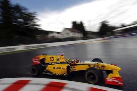GP de Bélgica de Fórmula 1: Renault contento con los resultados del F-Duct