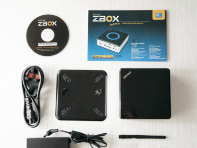ZBOX nano ID64 Plus, prueba a fondo