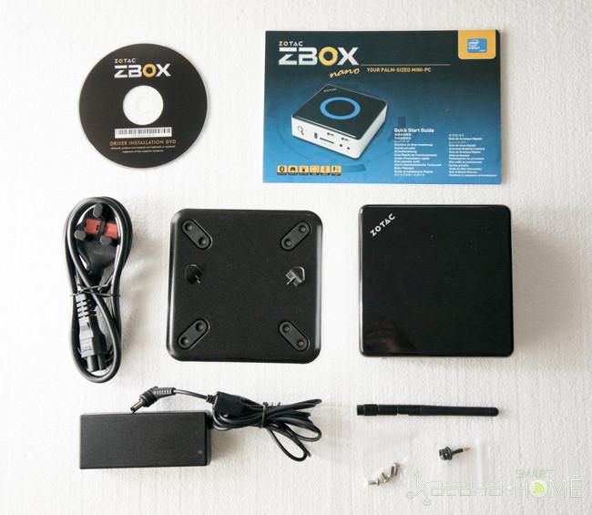 Zbox nano - Ordenador de salon ...