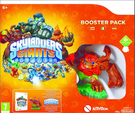 Skylanders Giants ha mejorado la magia de dar vida a los juguetes con una nueva experiencia virtual