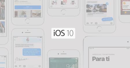 Por qué actualizar a iOS 10