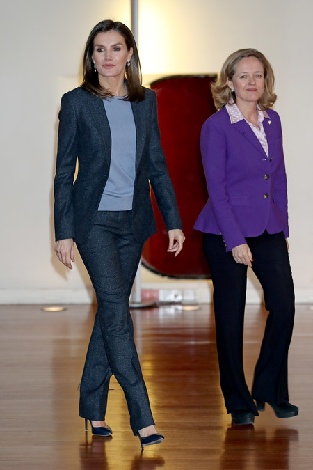 letizia look estilismo working