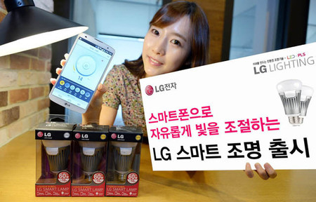 LG Smart Bulb, las bombillas inteligentes de LG