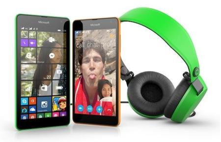 Microsoft Lumia 535, ¿qué ha cambiado frente a anteriores Lumia y cuáles son sus rivales?