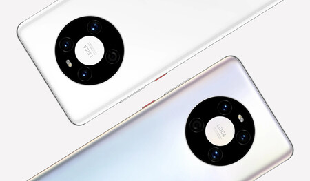 Huawei Mate 40 Pro Plus Camaras