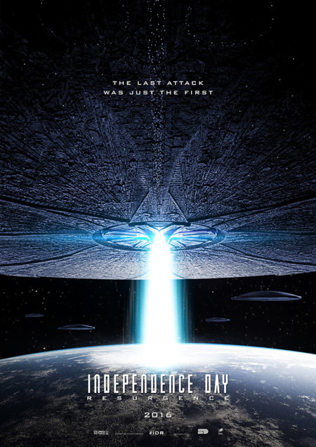 Independence Day Resurgence Poster 2