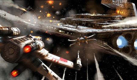 Un grupo de aficionados ha remasterizado Star Wars: X-Wing con el motor gráfico Unity Engine