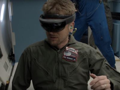 Las HoloLens de Microsoft viajarán al espacio gracias a la NASA