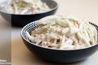 Receta de ensalada de fideos con mayonesa