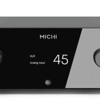 Rotel anuncia sus nuevos amplificadores Michi X3 y X5: dos modelos sobrados de potencia para montarte un conjunto HiFi en casa