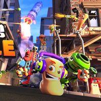 'Worms Rumble': los salvajes gusanos regresan en un battle royale para PS4, PS5 y PC con combates en línea con hasta 32 jugadores