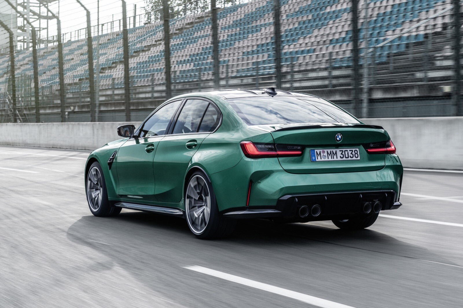 Foto de BMW M3 Competition 2021 (25/40)