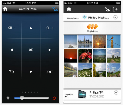 Philips MyRemote App