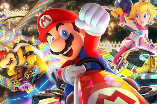 Casi tres años después, Mario Kart 8 Deluxe sigue siendo un superventas y uno de los mejores juegos de Switch