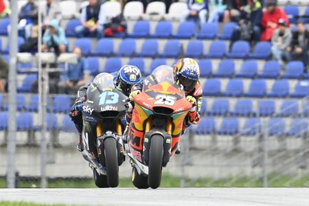 Raúl Fernández y el ascenso más triste a MotoGP: un movimiento de KTM para espantar a Yamaha