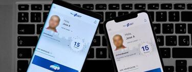 MiDGT: cómo asignar un conductor habitual a tu vehículo para que le lleguen a él las notificaciones