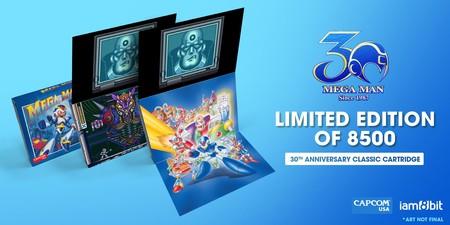 Mega Man X Edicion 30 Aniversario