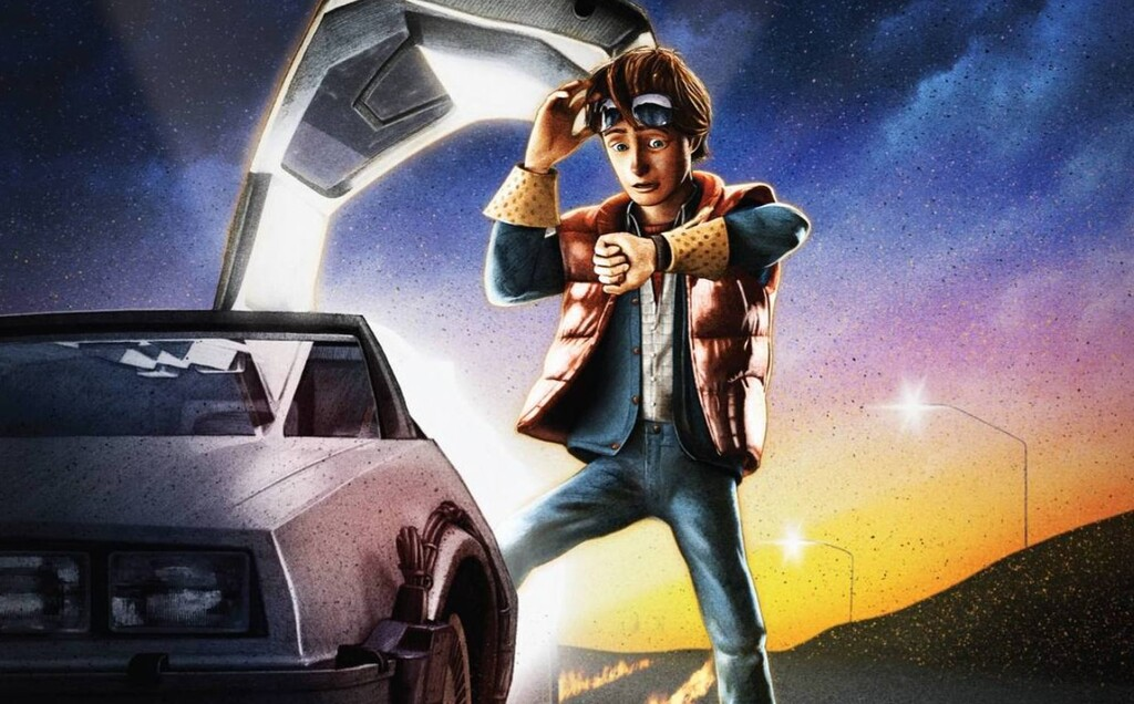 Back to the Future: The Game. Telltale Games imagina la cuarta parte jamás rodada de Regreso al Futuro