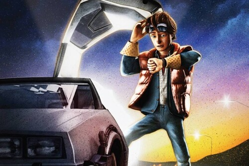 Back to the Future: The Game. Telltale Games imagina la cuarta película jamás rodada de Regreso al Futuro