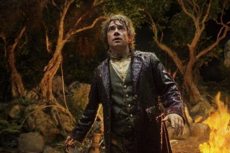 Martin Freeman es Bilbo en