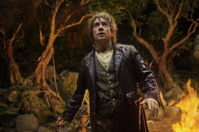 Martin Freeman es Bilbo en 'El Hobbit: Un Viaje Inesperado'