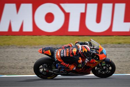 Jorge Martín se pone al frente de Moto2 para liderar el recital de las KTM en Phillip Island