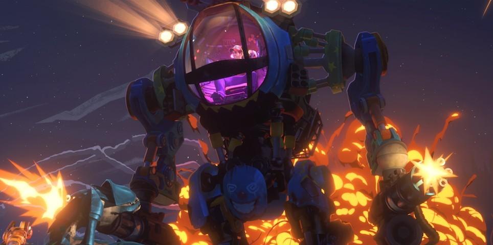 Foto de 'Love, Death & Robots': imágenes de la antología de animación de Netflix (8/15)