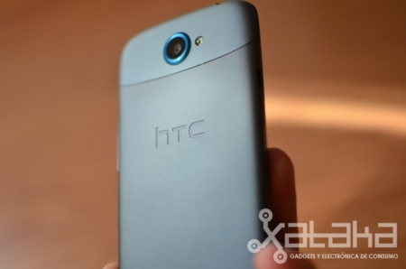 HTC One S análisis acabado