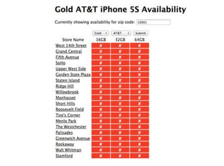 Apple hace cerrar Apple Tracker, una web que mostraba la disponibilidad de sus productos