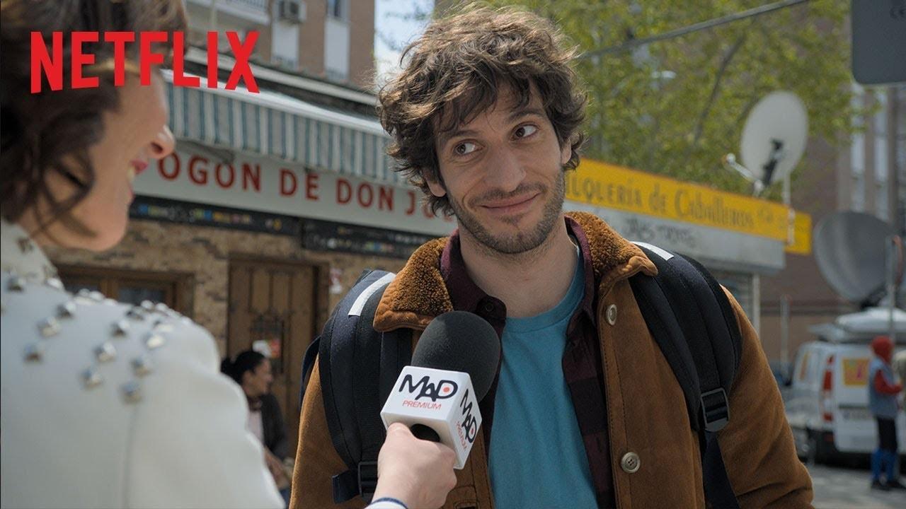 Tráiler de 'El vecino', la nueva serie de superhéroes de Nacho Vigalondo para Netflix