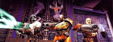 Retroanálisis de Quake III Arena, una de mis mayores drogas en la etapa de los cibercafés