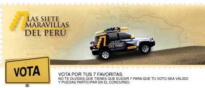 Las 7 maravillas del Perú