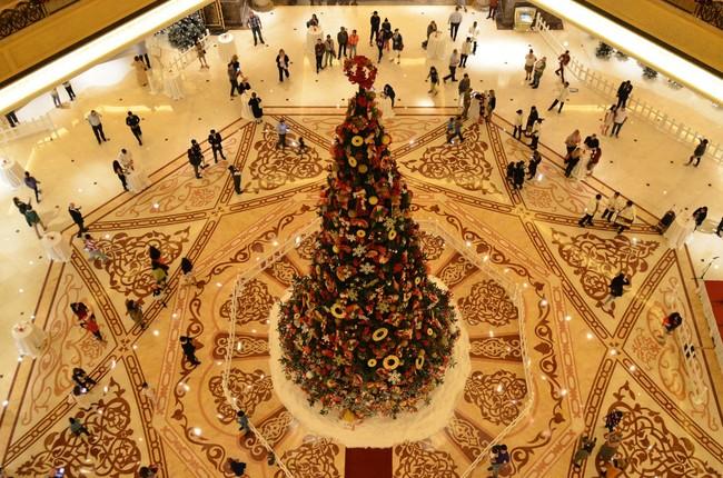 Este Es El Arbol De Navidad Mas Caro Del Mundo