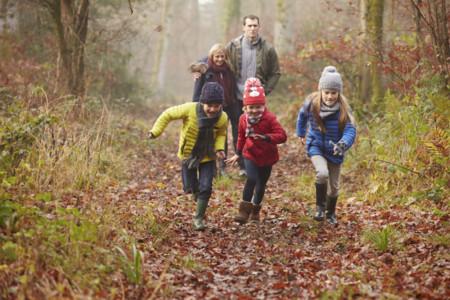 11 paseos de invierno en familia