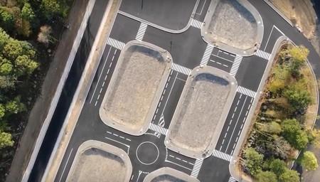 El circuito francés Linas-Montlhéry ahora es un centro de pruebas para coches autónomos de 20 millones de euros