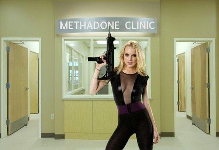 Lindsay Lohan está que no para: ahora cuatro meses a la sombra