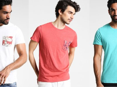 50% de descuento en la camiseta Esprit EOS: ahora sólo 7,95 euros en Zalando con envío gratis