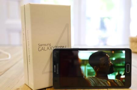 Samsung Galaxy Note 4 análisis autonomía
