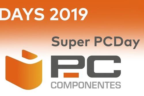 Super PCDay en PcComponentes: las 19 mejores ofertas de hoy en portátiles, sobremesa, periféricos y pequeño electrodoméstico en PcComponentes