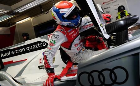 24 horas de Le Mans 2014: Marc Gené sustituye a Loïc Duval en el Audi #1
