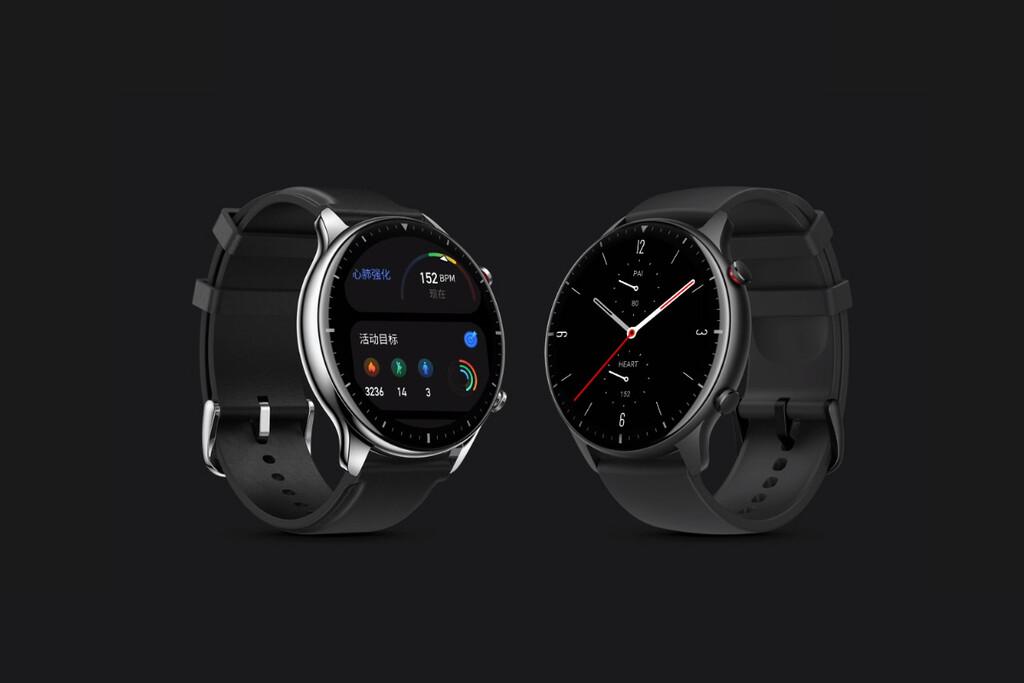 Amazfit GTR 2: la renovación del smartwatch de Huami llega con monitor sin bordes, altavoz, micrófono y NFC