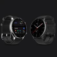 Amazfit GTR 2: la renovación del smartwatch de Huami llega con pantalla sin bordes, altavoz, micrófono y NFC