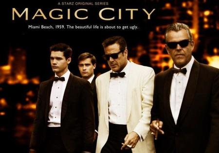 Bruce Willis y Bill Murray se suman a 'Magic City'