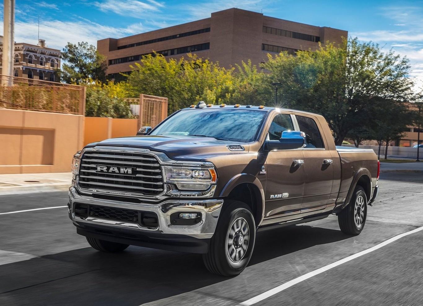 Ram 2500 Heavy Duty 2019 Precios Versiones Y Equipamiento En Mexico