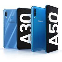 Galaxy A50: Samsung se atrevió a ponerle sensor de huellas en pantalla y triple cámara a su nueva gama media