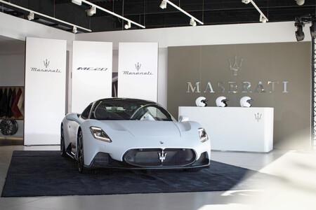 Maserati electrificará toda su flota de coches de lujo en los próximos cinco años
