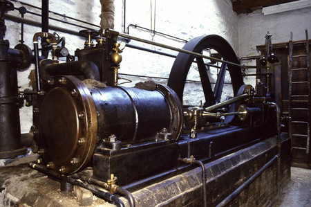 Stott Park Bobbin Mill Steam Engine 1