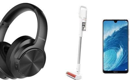 Ofertas AliExpress: Huawei Honor 8X Max, Xiaomi Roidmi F8 y auriculares Mixcder E9 rebajados