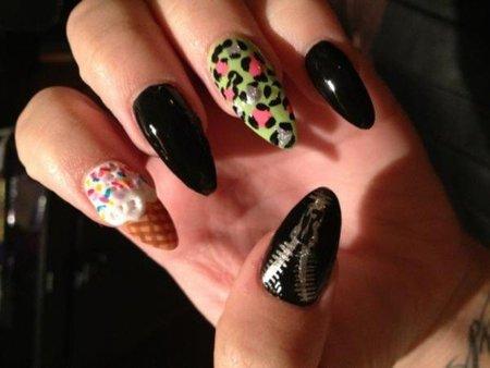 Adivina de Quién... Son estas maravillosas uñas