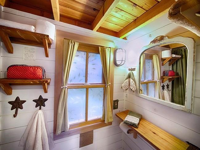 Casas poco convencionales vivienda mini y sobre ruedas - Casas con ruedas ...